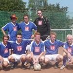 Fußballmannschaft des Heimatverein Voerde